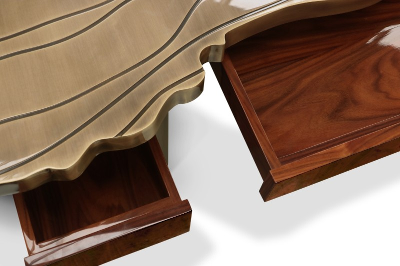 A Fearless Design Aesthetic – Fortuna Desk wooden desk Fortuna Wooden Desk: A Fearless Design Aesthetic A Fearless Design Aesthetic     Fortuna Desk