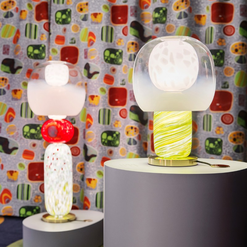Homage to Josef Frank Through Multicolored Lamps luca nichetto Luca Nichetto Pays Homage to Josef Frank Through Multicolored Lamps Homage to Josef Frank Through Multicolored Lamps 13