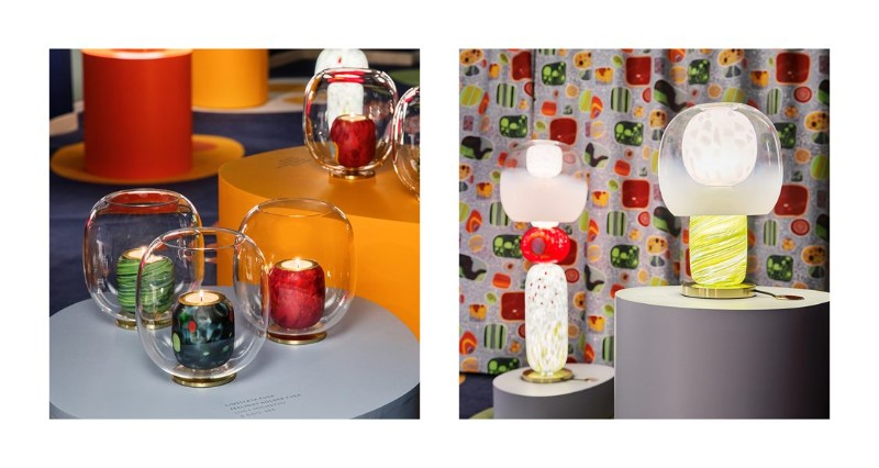 Homage to Josef Frank Through Multicolored Lamps luca nichetto Luca Nichetto Pays Homage to Josef Frank Through Multicolored Lamps Homage to Josef Frank Through Multicolored Lamps 5