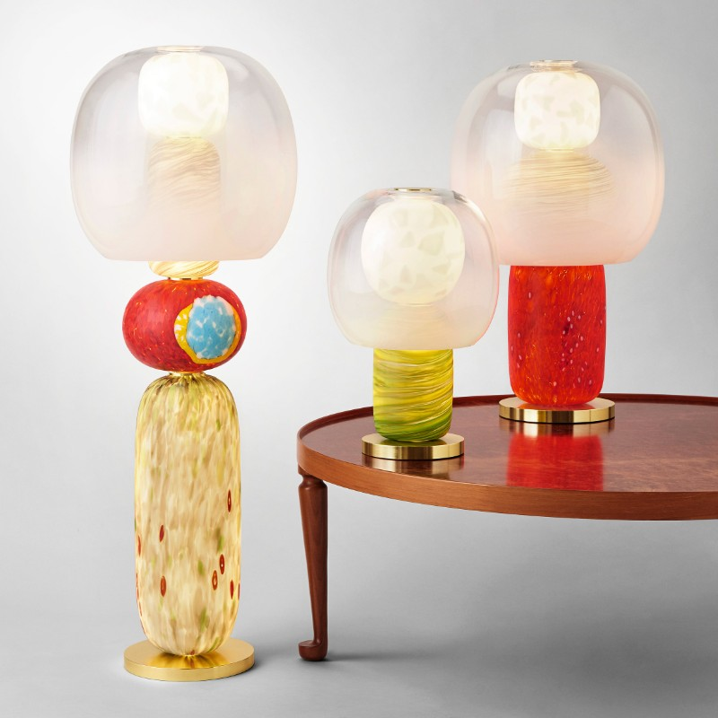 Homage to Josef Frank Through Multicolored Lamps luca nichetto Luca Nichetto Pays Homage to Josef Frank Through Multicolored Lamps Homage to Josef Frank Through Multicolored Lamps 8