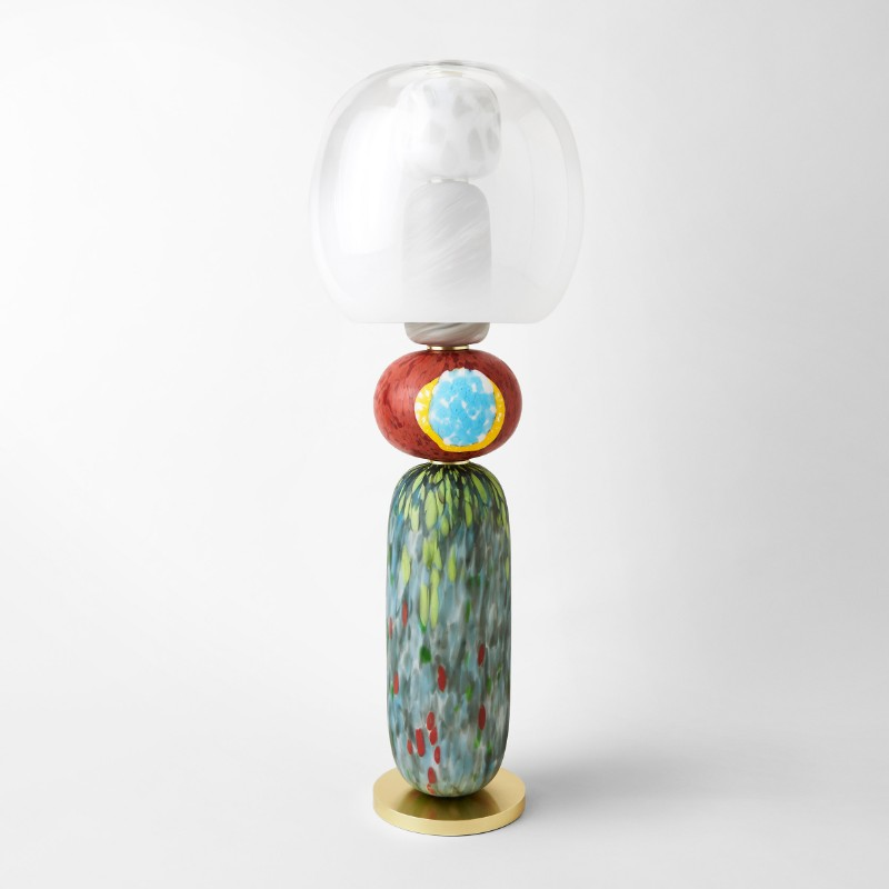 Homage to Josef Frank Through Multicolored Lamps luca nichetto Luca Nichetto Pays Homage to Josef Frank Through Multicolored Lamps Homage to Josef Frank Through Multicolored Lamps 9