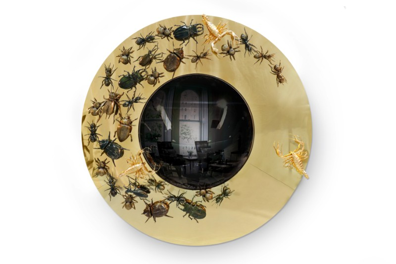 Invaded by Bugs! Meet This Art Furniture Collection art furniture Metamorphosis Collection – Art Furniture Crawling With Irreverence  Invaded by Bugs Meet This Furniture Collection 13