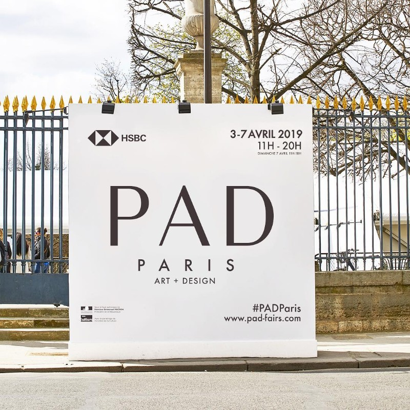 PAD Paris: Unraveling The Best Art Galleries pad paris PAD Paris 2019's First Days Highlights PAD Fair Unraveling The Best Art Galleries 11