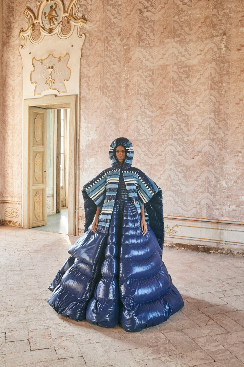 Piccioli's Out of the Box Designs for Moncler Pierpaolo Piccioli Pierpaolo Piccioli's Out of the Box Designs for Moncler Piccioli   s Out of the Box Designs for Moncler 5