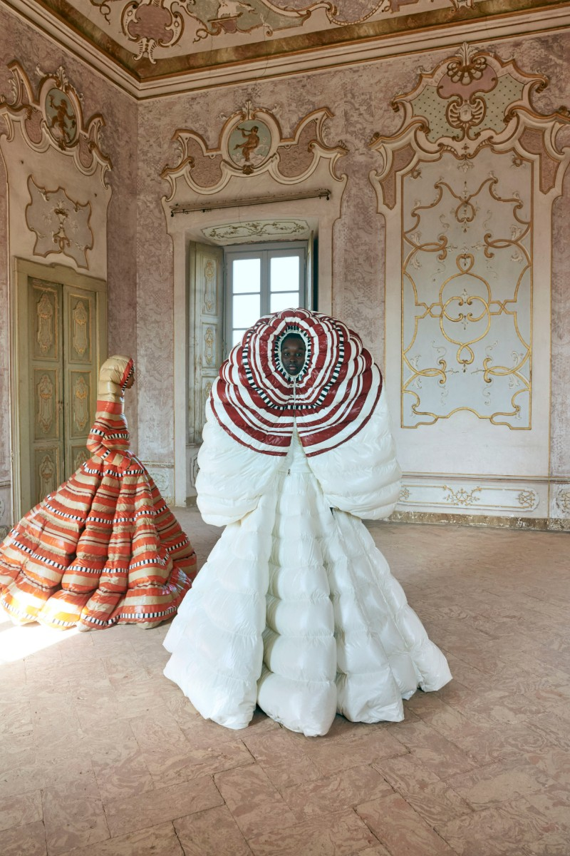 Piccioli's Out of the Box Designs for Moncler Pierpaolo Piccioli Pierpaolo Piccioli's Out of the Box Designs for Moncler Piccioli   s Out of the Box Designs for Moncler 7