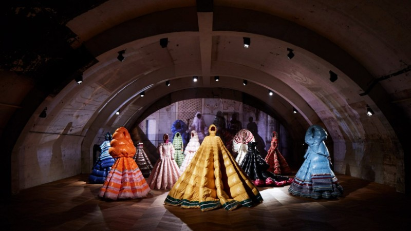 Pierpaolo Piccioli's Out of the Box Designs for Moncler Pierpaolo Piccioli Pierpaolo Piccioli's Out of the Box Designs for Moncler Piccioli   s Out of the Box Designs for Moncler