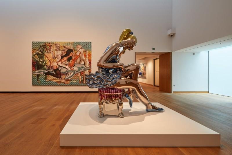The Ashmolean Museum Welcomes Jeff Koons, The Master of Modern Art Jeff Koons The Ashmolean Museum Welcomes Jeff Koons, The Master of Modern Art The Ashmolean Museum Welcomes Koons The Master of Modern Art 10