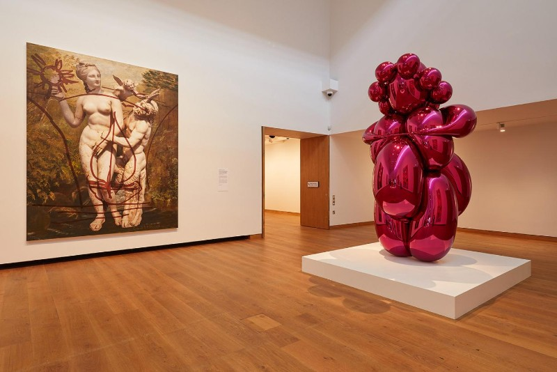 The Ashmolean Museum Welcomes Jeff Koons, The Master of Modern Art Jeff Koons The Ashmolean Museum Welcomes Jeff Koons, The Master of Modern Art The Ashmolean Museum Welcomes Koons The Master of Modern Art 3