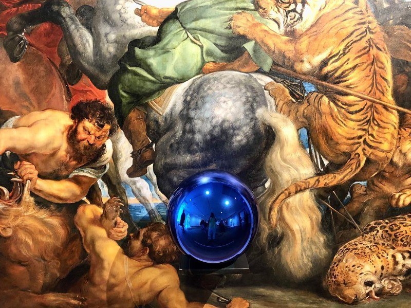 The Ashmolean Museum Welcomes Jeff Koons, The Master of Modern Art Jeff Koons The Ashmolean Museum Welcomes Jeff Koons, The Master of Modern Art The Ashmolean Museum Welcomes Koons The Master of Modern Art 8