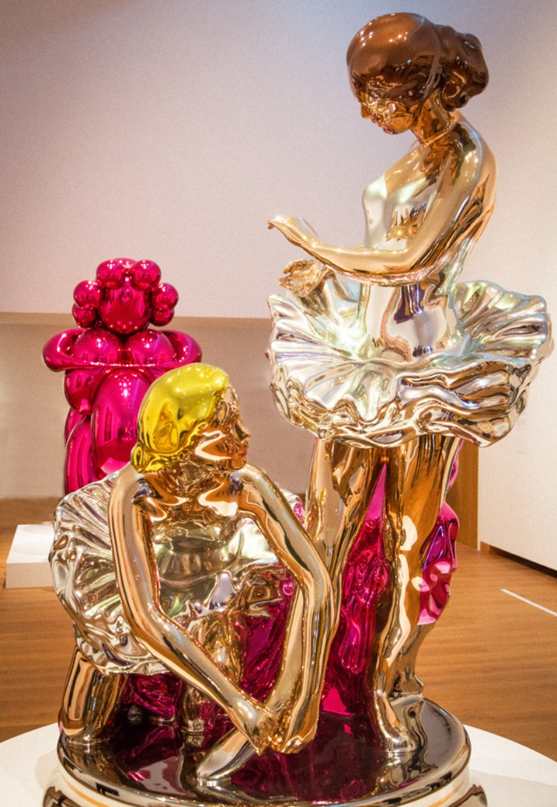 The Ashmolean Museum Welcomes Jeff Koons, The Master of Modern Art Jeff Koons The Ashmolean Museum Welcomes Jeff Koons, The Master of Modern Art The Ashmolean Museum Welcomes Koons The Master of Modern Art 9