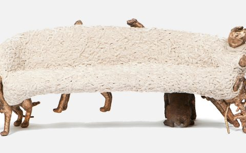 campana brothers Campana Brothers Tell the Story of Noah's Ark Through Furniture Art The Story of Noahs Ark Through Furniture Art feature 480x300