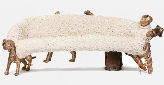 campana brothers Campana Brothers Tell the Story of Noah's Ark Through Furniture Art The Story of Noahs Ark Through Furniture Art feature 540x280 homepage Homepage The Story of Noahs Ark Through Furniture Art feature 540x280