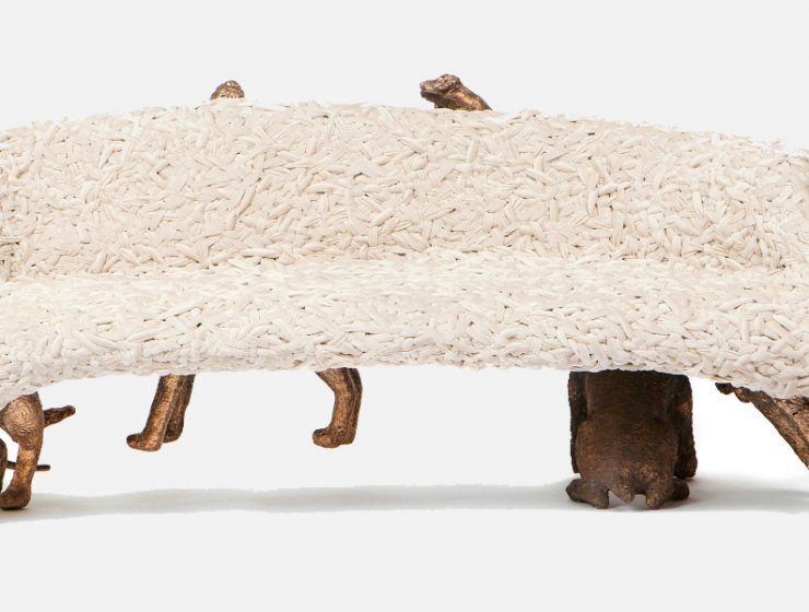 campana brothers Campana Brothers Tell the Story of Noah's Ark Through Furniture Art The Story of Noahs Ark Through Furniture Art feature 740x560