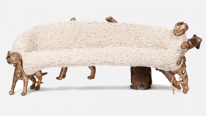 Campana Brothers Tell the Story of Noah's Ark Through Furniture Art campana brothers Campana Brothers Tell the Story of Noah's Ark Through Furniture Art The Story of Noahs Ark Through Furniture Art