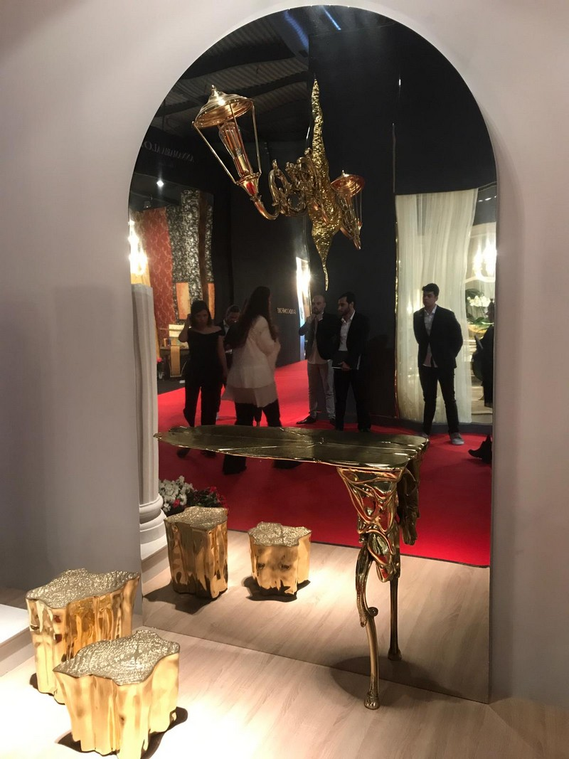 Salone del Mobile 2019 - Take A Peak At The First Days' Highlights salone del mobile Salone del Mobile 2019 – Take A Peak At The First Days' Highlights Boca do Lobo Highlights at Salone del Mobile  12