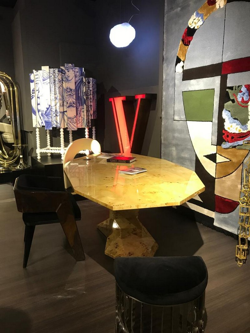 Salone del Mobile 2019 - Take A Peak At The First Days' Highlights boca do lobo Boca do Lobo at Salone del Mobile 2019 – The First Highlights Boca do Lobo Highlights at Salone del Mobile  43