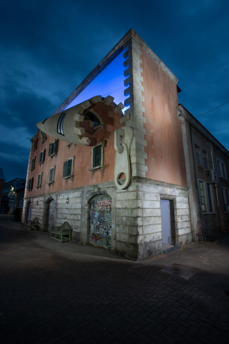 Alex Chinneck Unzipped A Building During Milan Design Week 2019 alex chinneck Alex Chinneck Unzipped A Building During Milan Design Week 2019 Chinneck Unzipped A Building During Milan Design Week 2019 7