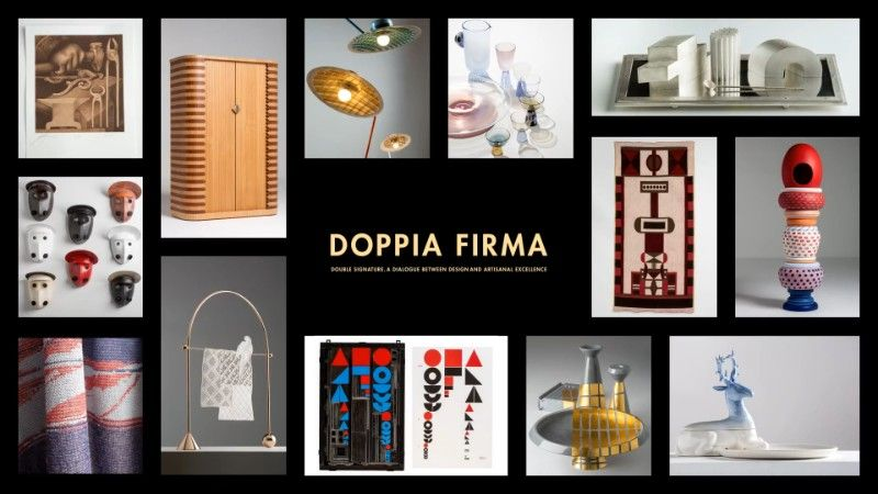 Milan Design Week 2019 – Craftsmanship Masterpieces in Doppia Firma milan design week Milan Design Week 2019 – Craftsmanship Masterpieces in Doppia Firma Craftsmanship Masterpieces in Doppia Firma 7