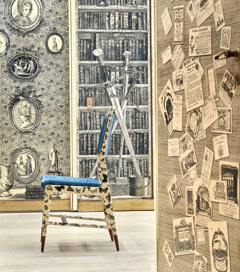 Fantasy House: A Wonderfully Theatrical Scenario by Fornasetti fornasetti Fantasy House: A Wonderfully Theatrical Scenario by Fornasetti Fantasy House A Wonderfully Theatrical Scenario 2