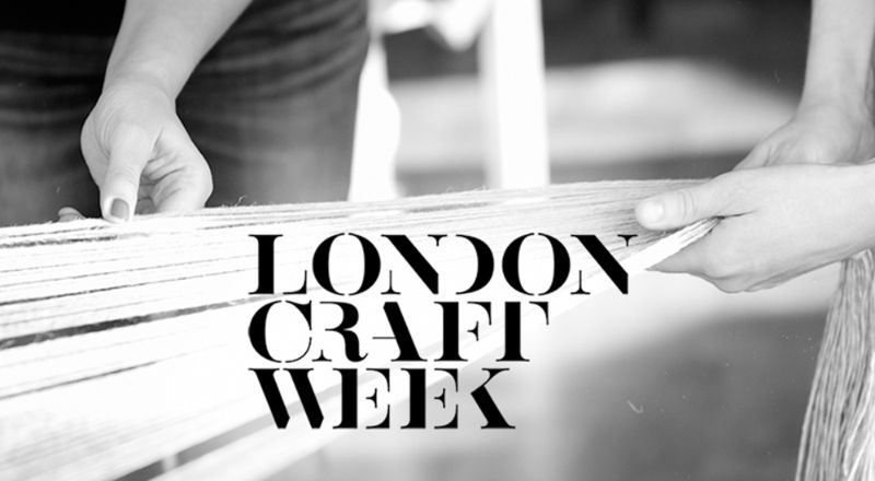 London Craft Week – The Wonders of International Craftmanship london craft week London Craft Week 2019 – Event That Honors International Craftsmanship LondonCraftWeek     The Wonders of International Craftmanship