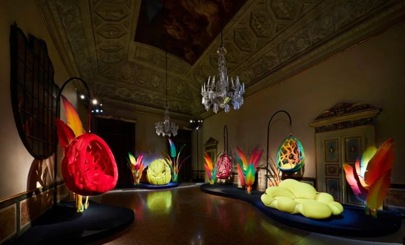 Louis Vuitton's New Objet Nomades – A Whimsical Presentation louis vuitton Louis Vuitton's New Objets Nomades – A Whimsical Presentation New Objet Nomades     A Whimsical Presentation 3