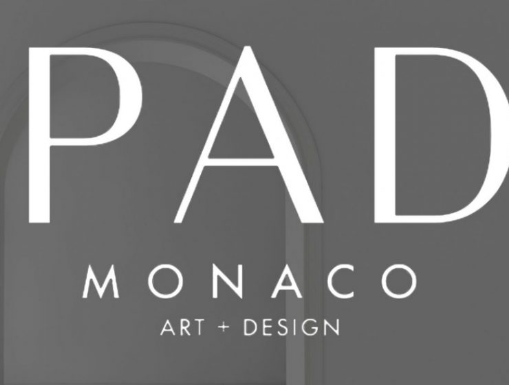 art fair PAD Monaco 2019: Highlights from An Art Fair Filled with Modern Design PAD Monaco 2019 Highlights from An Art Event Filled with Modern Design feature 740x560