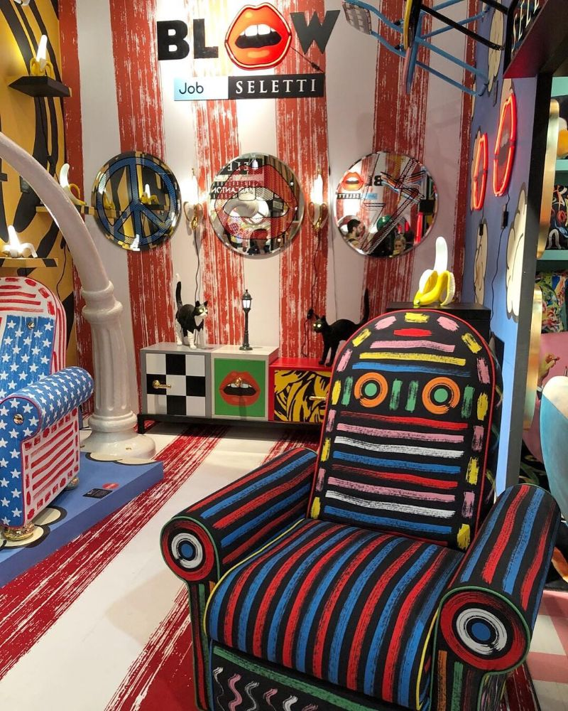 Seletti's Exclusively Peculiar New Designs at Salone del Mobile 2019 salone del mobile Seletti's Exclusively Peculiar New Designs at Salone del Mobile 2019 Seletti at Salone del Mobile 4