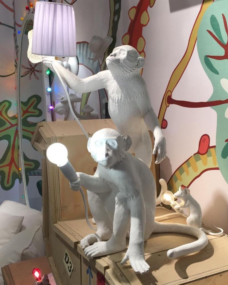 Seletti's Exclusively Peculiar New Designs at Salone del Mobile 2019 salone del mobile Seletti's Exclusively Peculiar New Designs at Salone del Mobile 2019 Seletti at Salone del Mobile 5