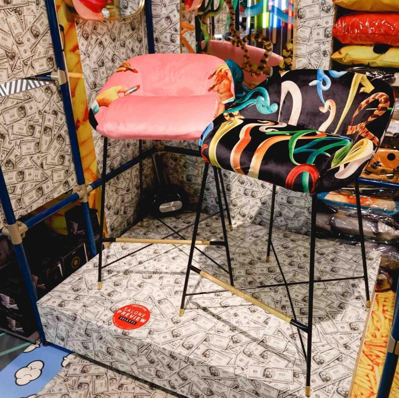 Seletti's Exclusively Peculiar New Designs at Salone del Mobile 2019 salone del mobile Seletti's Exclusively Peculiar New Designs at Salone del Mobile 2019 Seletti at Salone del Mobile 8
