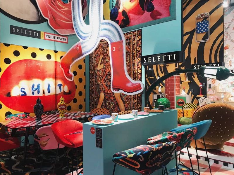 Seletti's Exclusively Peculiar New Designs at Salone del Mobile 2019 salone del mobile Seletti's Exclusively Peculiar New Designs at Salone del Mobile 2019 Seletti at Salone del Mobile 9