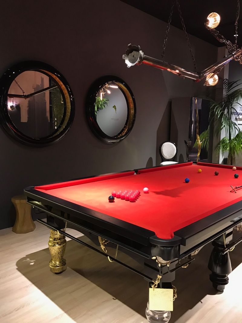 The Metamorphosis Pool Table - Bugs Are Crawling All Around! pool table The Metamorphosis English Snooker – Bugs Are Crawling All Around! The Metamorphosis Snooker Table Bugs Are Crawling All Around 6