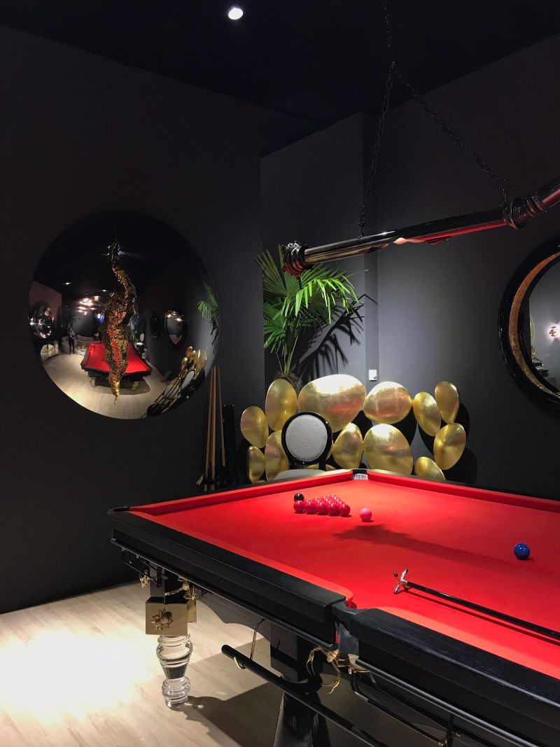 The Metamorphosis Pool Table - Bugs Are Crawling All Around! pool table The Metamorphosis English Snooker – Bugs Are Crawling All Around! The Metamorphosis Snooker Table Bugs Are Crawling All Around 7