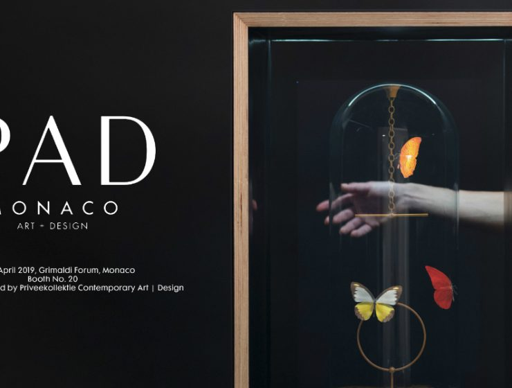 art fair PAD Monaco 2019 Art Fair – An Abode of Great Collectible Design feature 3 740x560