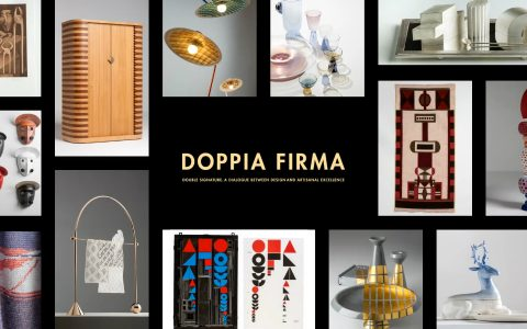 milan design week Milan Design Week 2019 – Craftsmanship Masterpieces in Doppia Firma feature 480x300