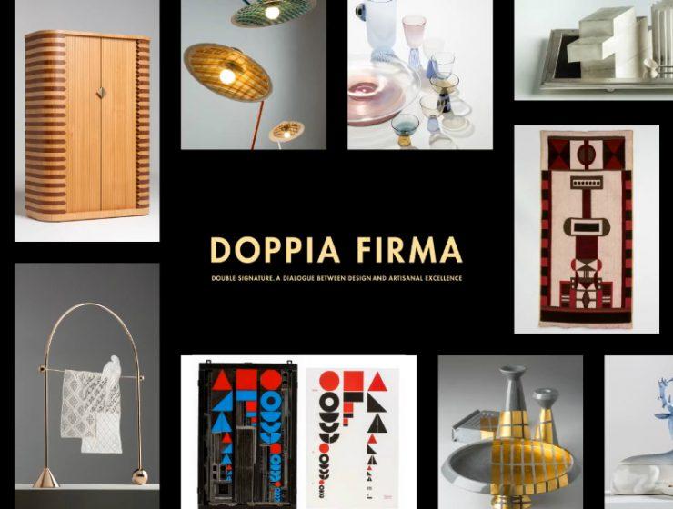 milan design week Milan Design Week 2019 – Craftsmanship Masterpieces in Doppia Firma feature 740x560