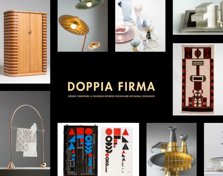 milan design week Milan Design Week 2019 – Craftsmanship Masterpieces in Doppia Firma feature 760x600 homepage Homepage feature 760x600