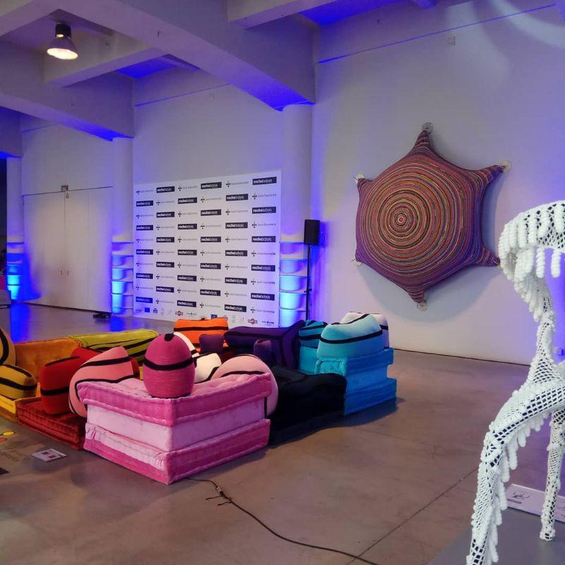A ARTE DE VIVER - Joana Vasconcelos Partners with Roche Bobois roche bobois A ARTE DE VIVER – Joana Vasconcelos Partners with Roche Bobois A Arte de Viver 2