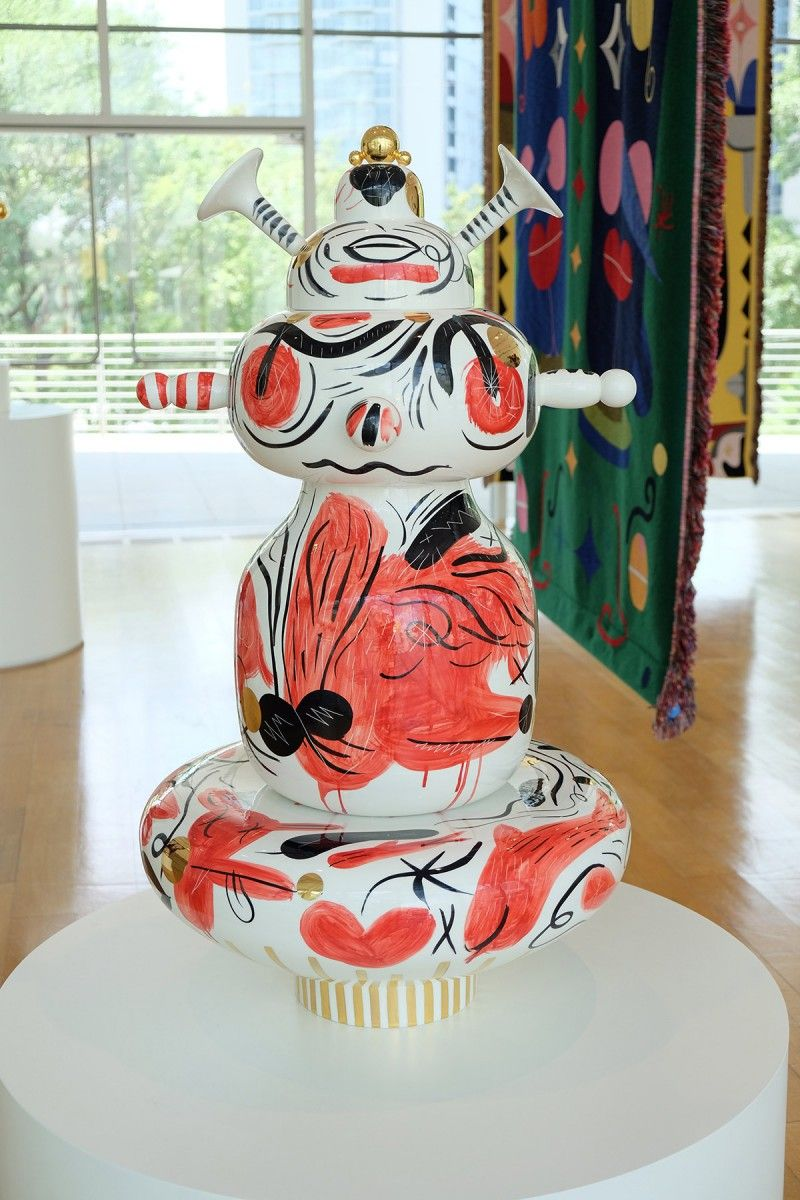 Jaime Hayon's Stunning Merge Of Art and Design jaime hayon Jaime Hayon's Stunning Merge Of Art and Design Hayon   s Stunning Merge Of Art and Design 6 1