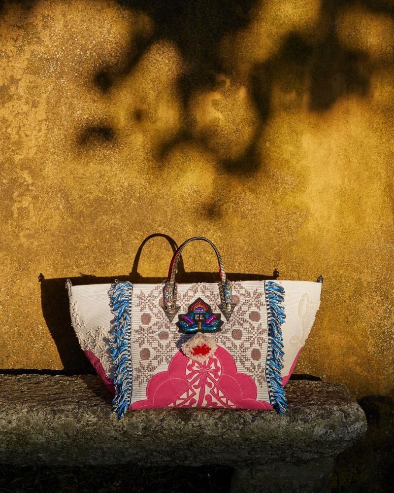 Introducing The Portugaba - Louboutin's New Bag Made in Portugal