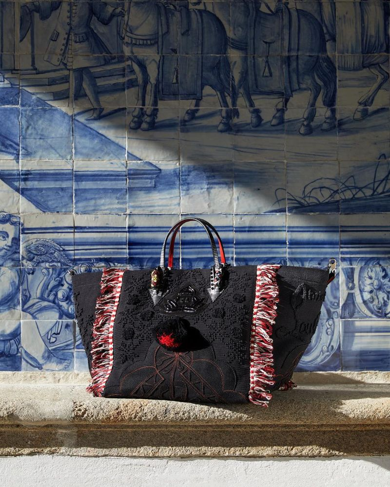 Introducing The Portugaba - Louboutin's New Bag Made in Portugal louboutin Introducing The Portugaba – Louboutin's New Bag Made in Portugal Introducing The Portugaba New Bag Made in Portugal 5