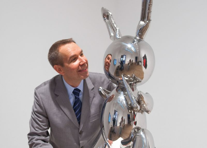Jeff Koons' 'Rabbit' - The Most Expensive Work Ever by A Living Artist jeff koons Jeff Koons' 'Rabbit' – The Most Expensive Work Ever by A Living Artist JeffKoons Rabbit The Most Expensive Work Ever by A Living Artist 7