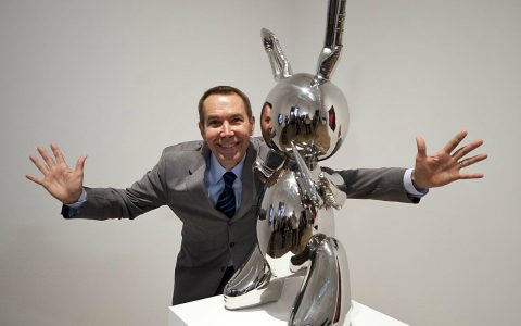 jeff koons Jeff Koons' 'Rabbit' – The Most Expensive Work Ever by A Living Artist JeffKoons Rabbit The Most Expensive Work Ever by A Living Artist feature 480x300