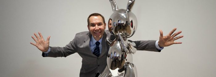 jeff koons Jeff Koons' 'Rabbit' – The Most Expensive Work Ever by A Living Artist JeffKoons Rabbit The Most Expensive Work Ever by A Living Artist feature 700x250 homepage Homepage JeffKoons Rabbit The Most Expensive Work Ever by A Living Artist feature 700x250