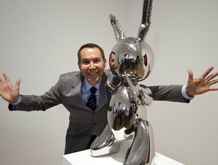 jeff koons Jeff Koons' 'Rabbit' – The Most Expensive Work Ever by A Living Artist JeffKoons Rabbit The Most Expensive Work Ever by A Living Artist feature 740x560