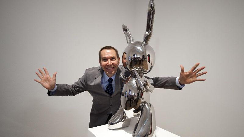 Jeff Koons' 'Rabbit' - The Most Expensive Work Ever by A Living Artist