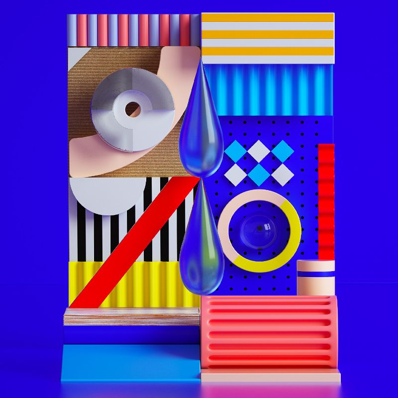 Picasso Portraits as Digital Recreations - Futuristic Sculptures