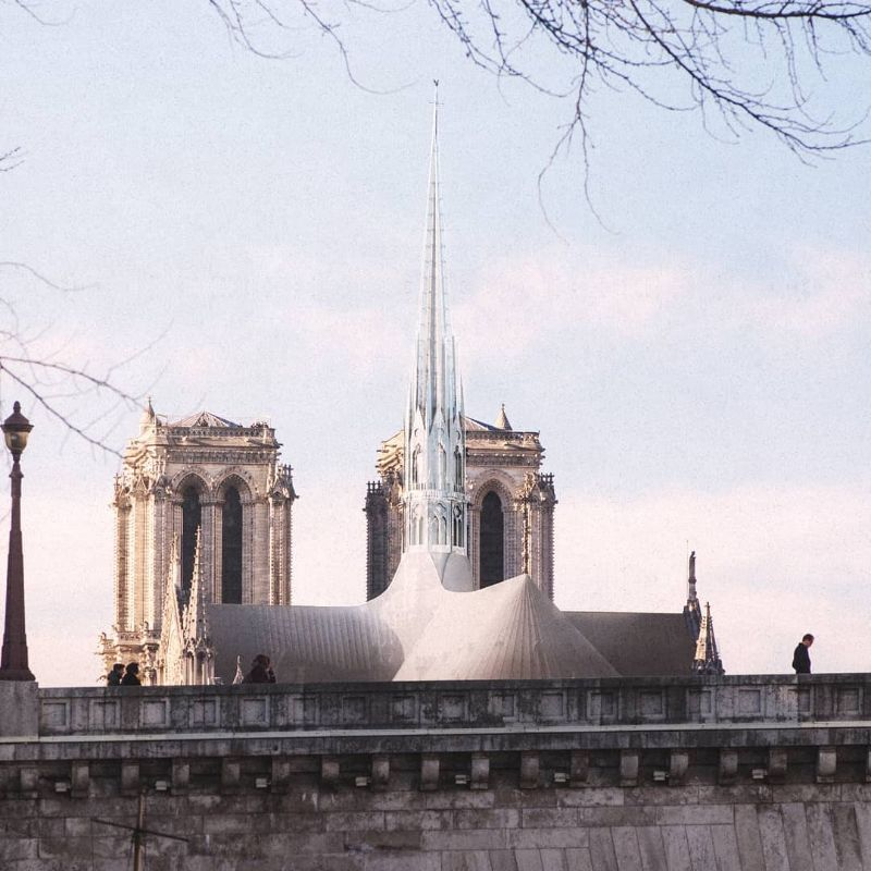 Reconstructing Notre Dame: Alternative Designs That'll Blow Your Mind notre dame Reconstructing Notre Dame: Alternative Designs That'll Blow Your Mind Reconstructing NotreDame Alternative Designs That   ll Blow Your Mind 11