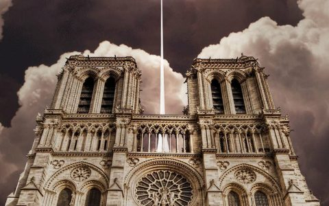 notre dame Reconstructing Notre Dame: Alternative Designs That'll Blow Your Mind Reconstructing NotreDame Alternative Designs That   ll Blow Your Mind feature 1 480x300