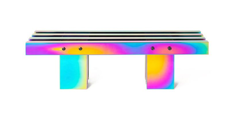A Fascinating Iridescent-Colored Art Furniture Collection by Buzao buzao A Fascinating Iridescent-Colored Art Furniture Collection by Buzao A Fascinating Iridescent Colored Furniture Collection 3