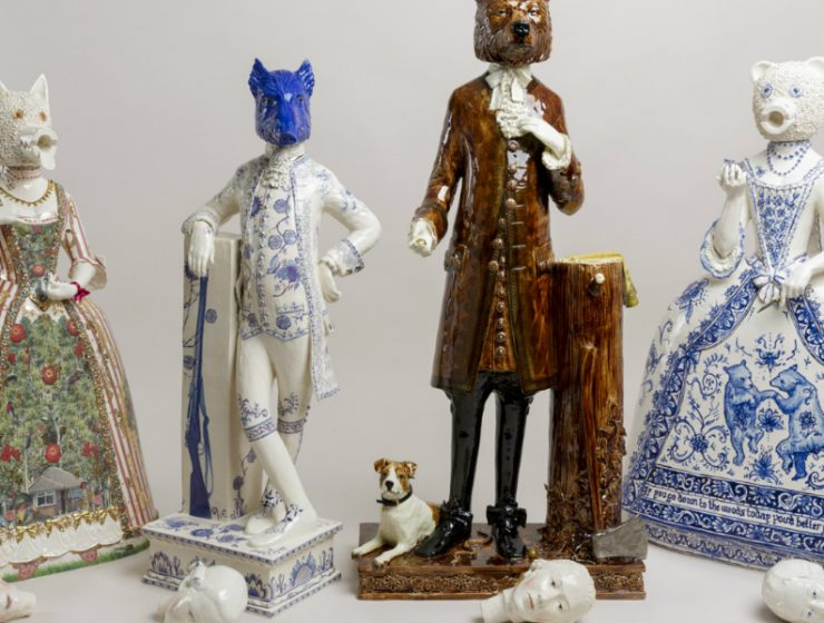 ceramic art Animal, Historic and Mythical Figures' Traits Merged in Ceramic Art Animal Historic and Mythical Figures Traits Merged in Ceramic feature 740x560 homepage Homepage Animal Historic and Mythical Figures Traits Merged in Ceramic feature 740x560